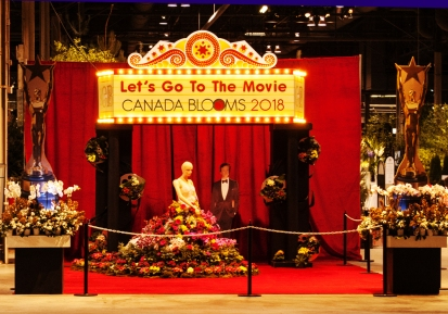 Canada Blooms 2018 welcome 2