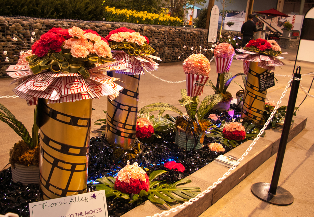 Going To The Movies At Canada Blooms Countygardening