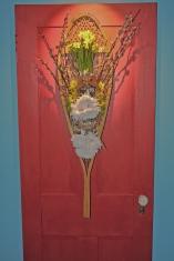 Flower Show 2 Snowshoe front door